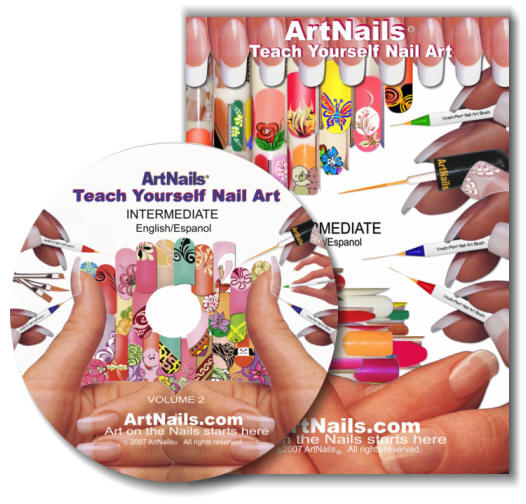 Art Nail Picture Tutorials